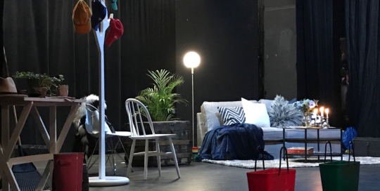 Scenstyling Scala Teatern