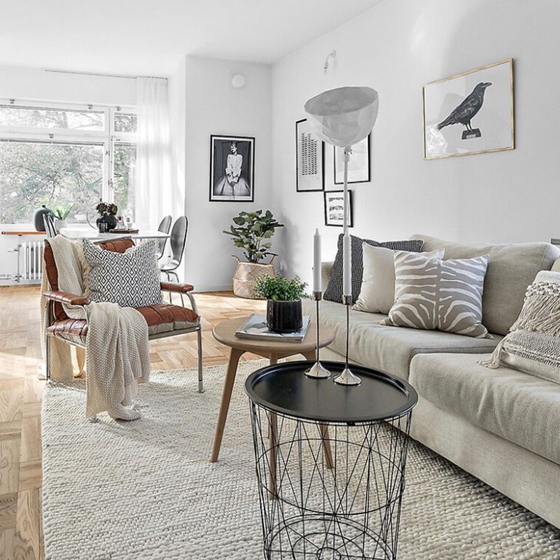Inspiration staging